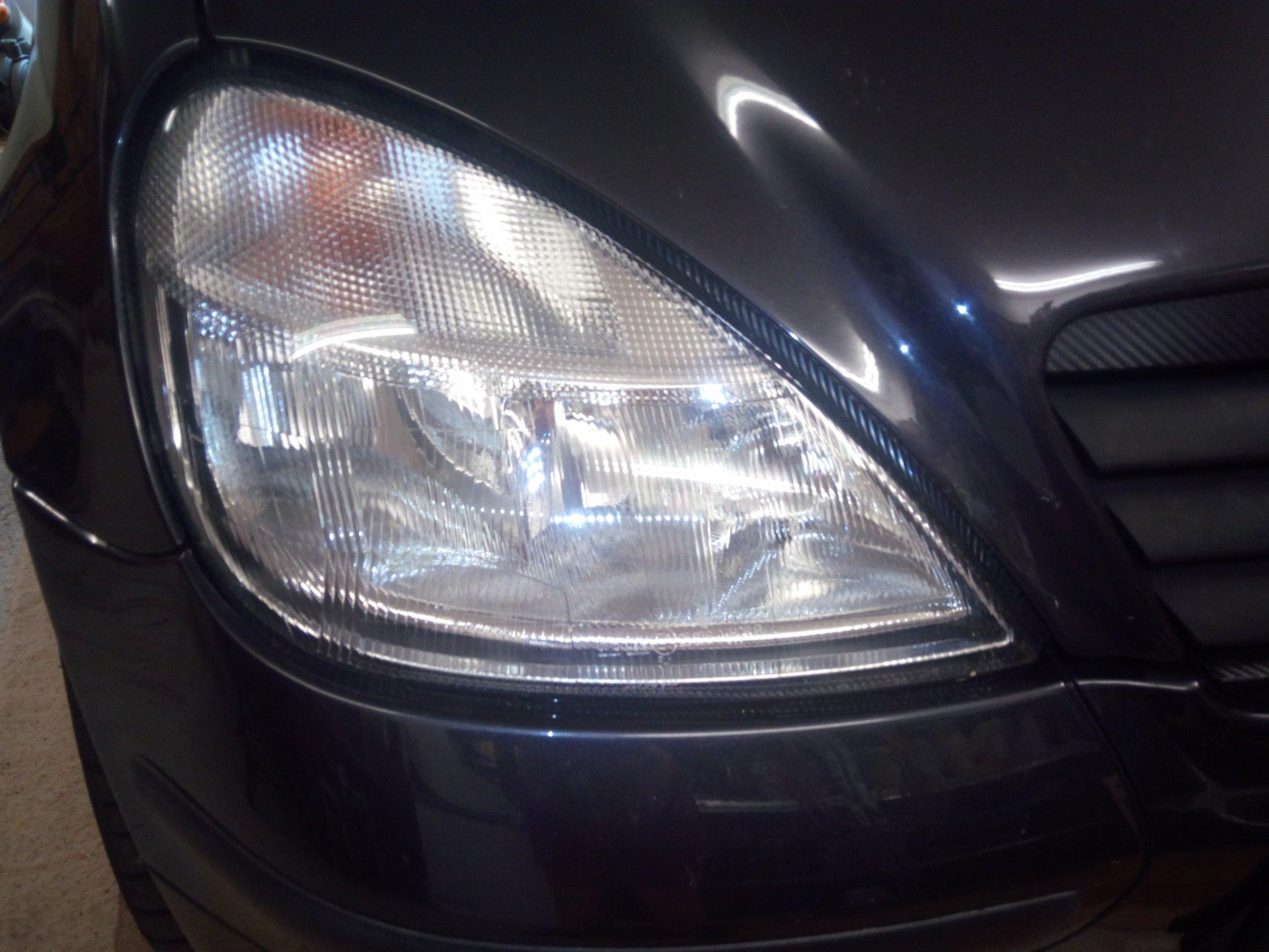Auto-Ersatz- & -Reparaturteile Mercedes A-Klasse W168 Scheinwerfer ...
