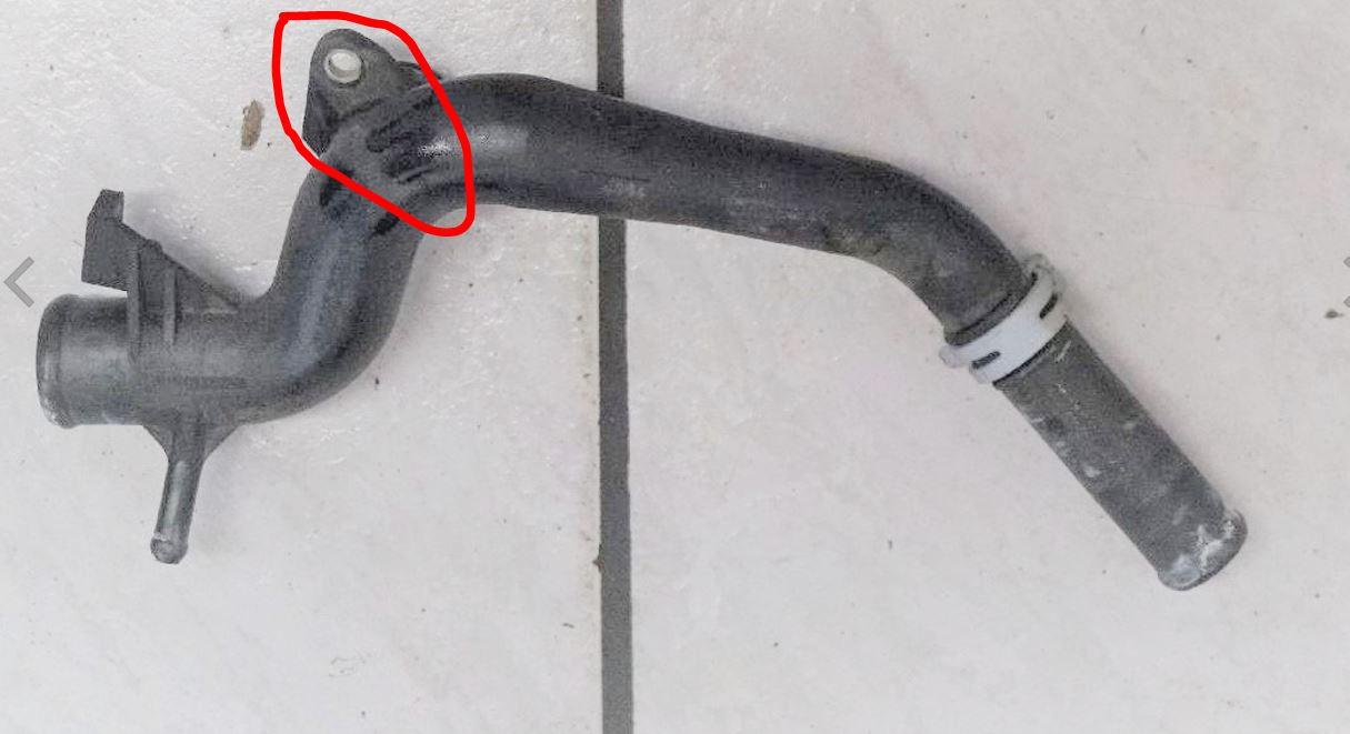 Kühlwasserrohr A160 W168 Nr A 166 200 02 52.JPG