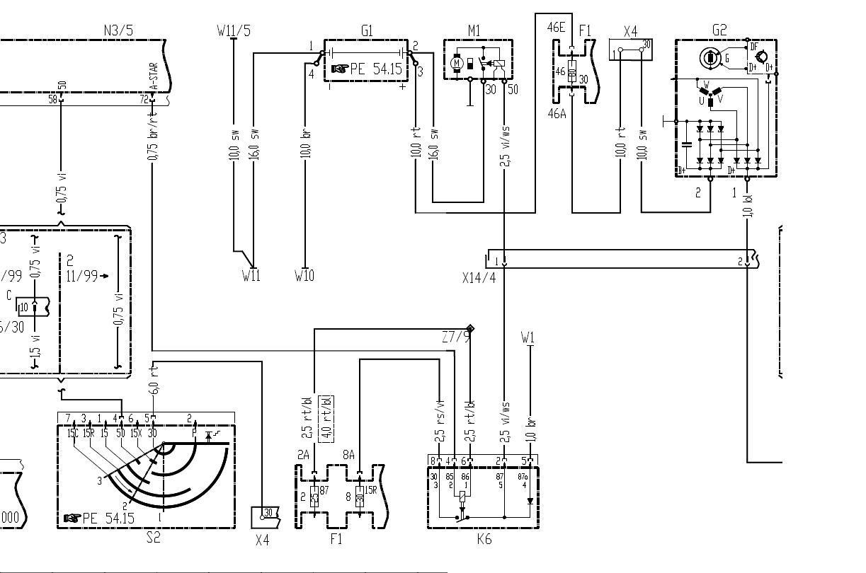 W168 - Motor springt nicht mehr an - Batterie ok!   Seite 2