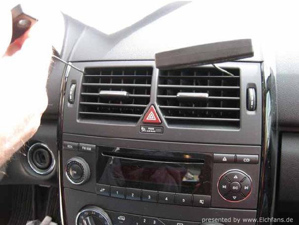 A Klasse Radio Ausbauen
